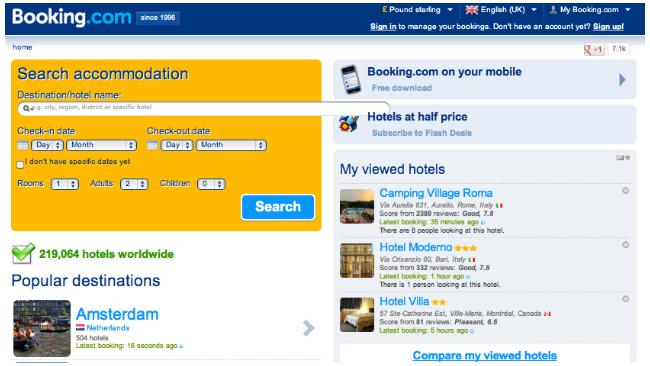 Россияне смогут и дальше пользоваться Booking.com