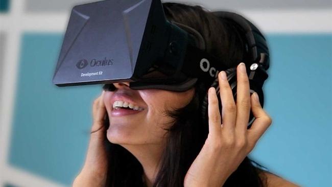 Facebook покупает Oculus VR разработчика очков виртуальной реальности