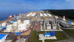 В Усть-Луге пройдет реконструкция комплекса перевалки газового конденсата