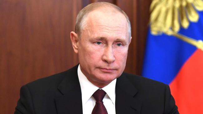 Путин назвал эпидемию коронавируса вызовом колоссальной сложности