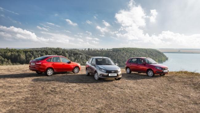 АвтоВАЗ в июле увеличил продажи автомобилей на 7,5%