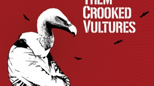 THEM CROOKED VULTURES. Them Crooked Vultures
