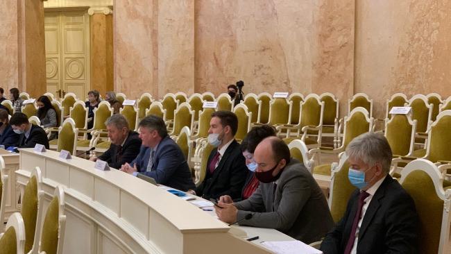 ЗАКС во 2-м чтении принял проект бюджета 2021-2023 годов