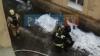 В пожаре на Рузовской улице спасли мужчину