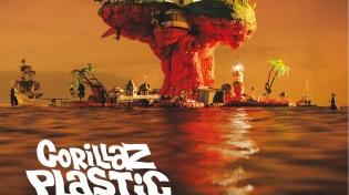 GORILLAZ. Plastic Beach