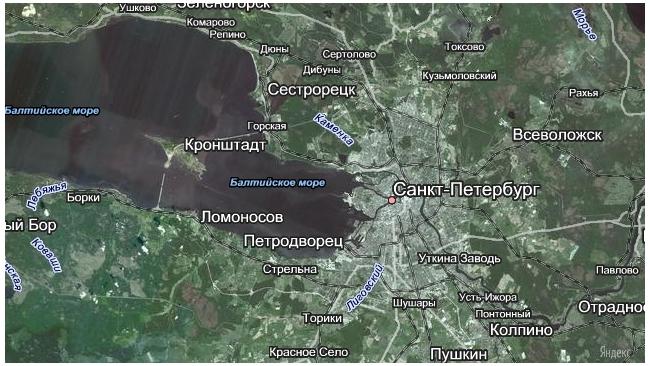План совместного развития Петербурга и Ленобласти разработают к концу 2013 года