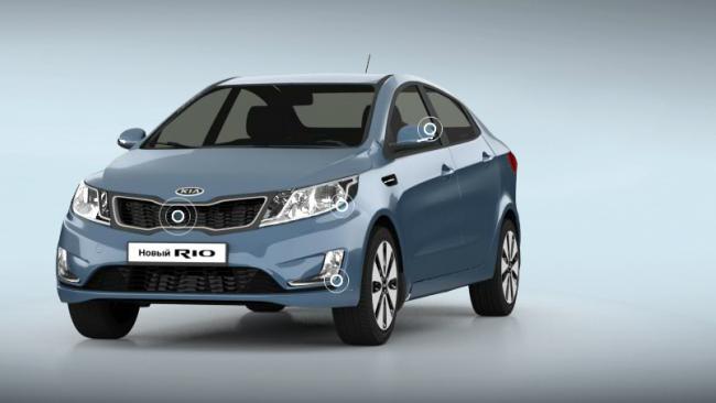 Октябрь принес Kia Motors увеличение продаж на 53,9%