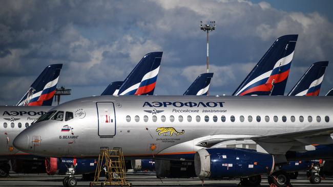 """Путин раскритиковал резкий рост цен на авиабилеты компании """"Аэрофлот"""""""