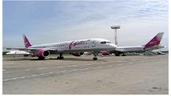 ВИМ-Авиа признана самой непунктуальной российской авиакомпанией