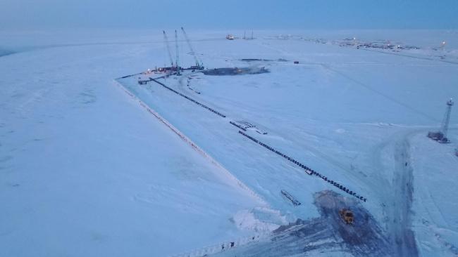 Главгосэкспертиза РФ одобрила проект строительства завода «Арктик СПГ 2»
