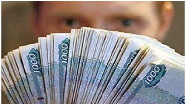 Зарплаты российских чиновников выросли на 12,5%