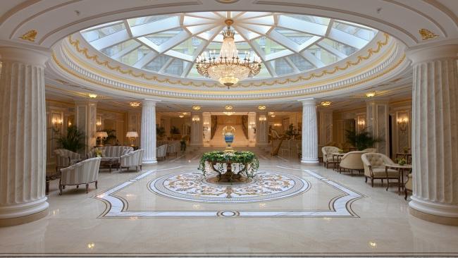 Официальная гостиница Государственного Эрмитажа – лауреат премии World Luxury Hotel Awards 2016