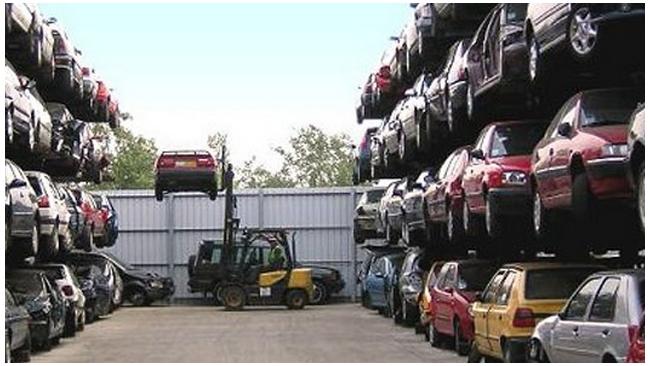 На программу утилизации авто выделили 10 млрд рублей