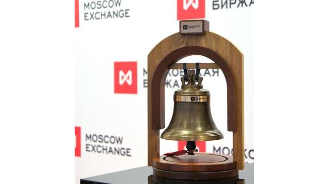 Объем торгов акциями на Мосбирже в 2020 г. в два раза больше, чем в прошлом