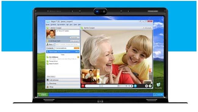 Skype стал доступен российским рекламодателям