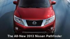 Nissan рассекретил новый Pathfinder