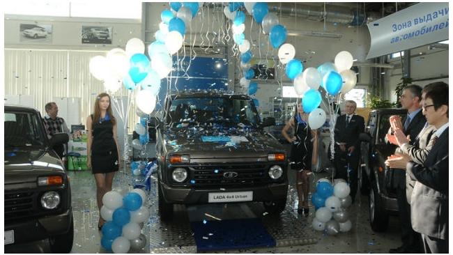 """""""АвтоВАЗ"""" готовит к выпуску внедорожник Lada 4х4 с двигателем 1,8 л"""