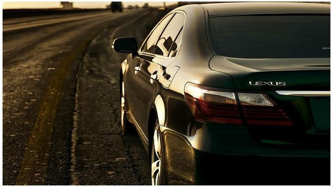 Lexus иInfiniti не будут участвовать в госзакупках