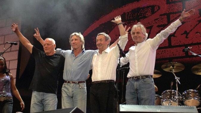 Новый альбом Pink Floyd выйдет 10 ноября