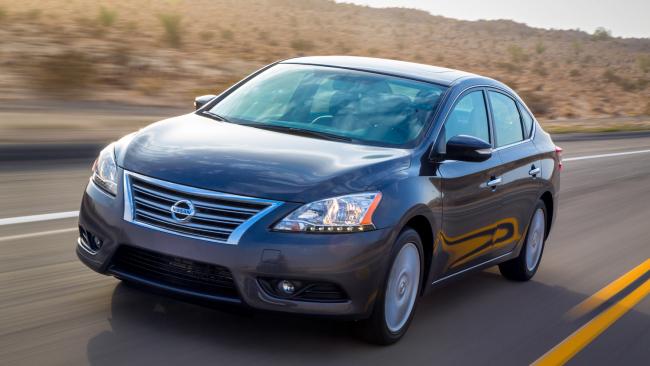 Nissan возобновил производство седанов Sentra в Ижевске