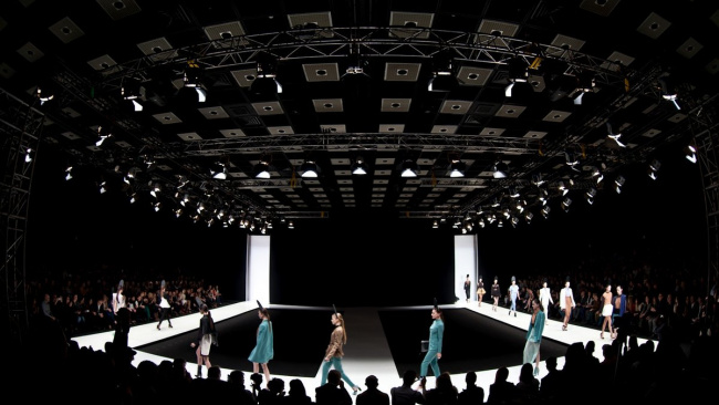 ASUS стала партнером недели моды MBFWR2019