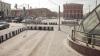 Площадь Труда откроют на месяц раньше срока
