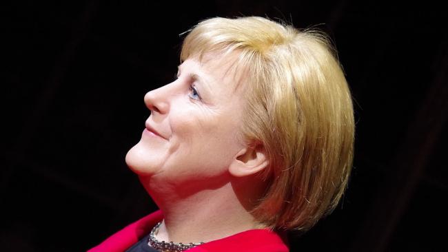 Ангела Меркель считает, что ЕС не в силах защитить себя без НАТО