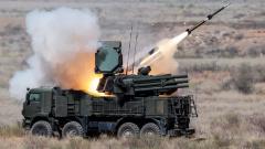 Российские средства ПВО ответили на  атаку авиабазы «Хмеймим»