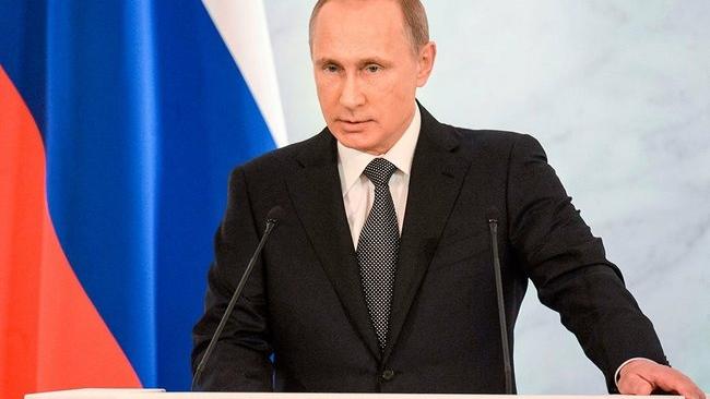 Путин рассказал об экономике страны и о валютном кризисе