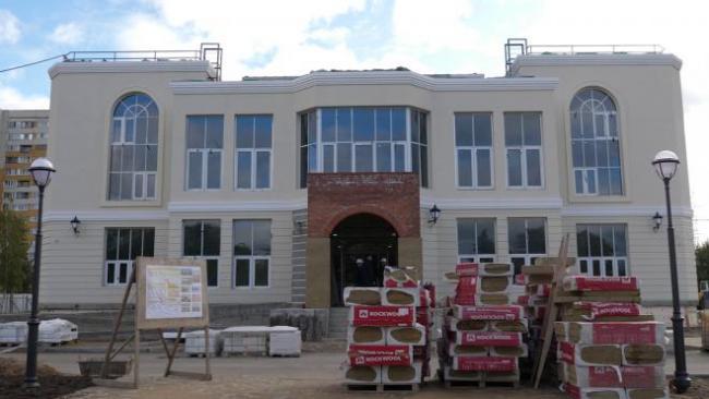 В Красносельском районе скоро начнет работу новый ЗАГС