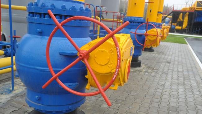 Украина намерена закупить у РФ 27-30 млрд кубометров газа в 2014 году
