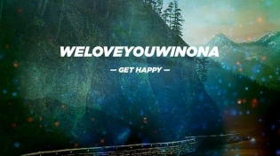 Weloveyouwinona. Get happy