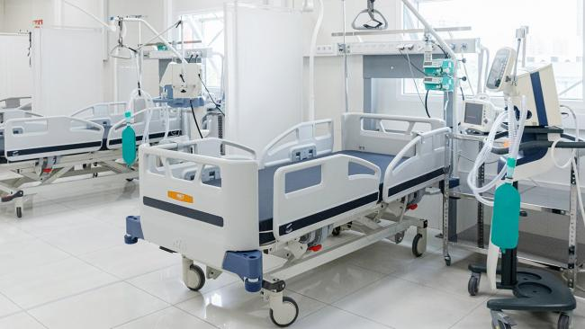 В Москве прием больных с COVID-19 начали временные модули на базе горбольниц