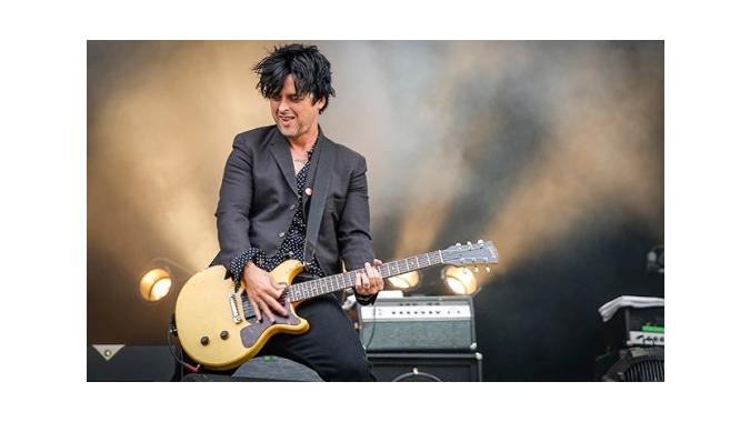 Лидер Green Day увлекся розничной торговлей