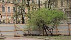 Стройка в Подковыровском саду так и не началась, разрешение уже просрочено
