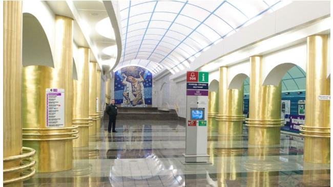 Смольный отменил конкурсы на изыскания по новым станциям метро