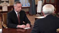 Единая Россия поддержит Беглова в случае участия в выборах