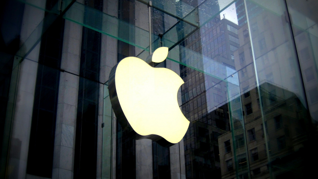 Акции Apple завершили торги на рекордных $133