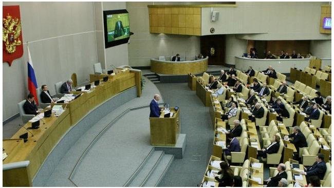 Депутаты Госдумы попросят Путина урезать им зарплату