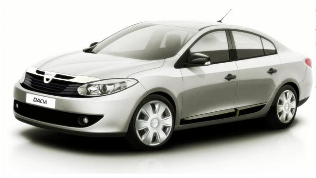 Renault покажет свой новый Logan в конце 2012 года