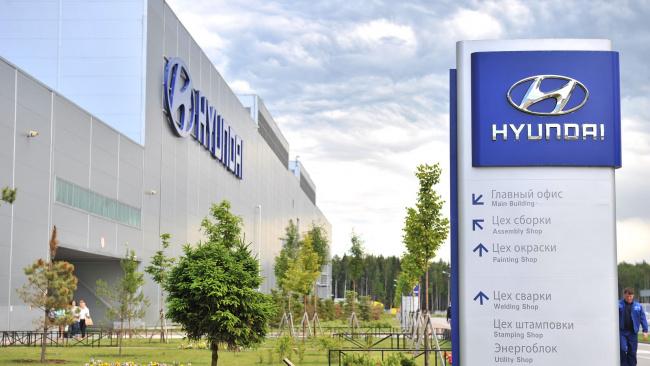 Hyundai рассматривает возможность приобретения завода General Motors
