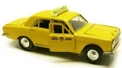 В Москве появятся единые тарифы на такси