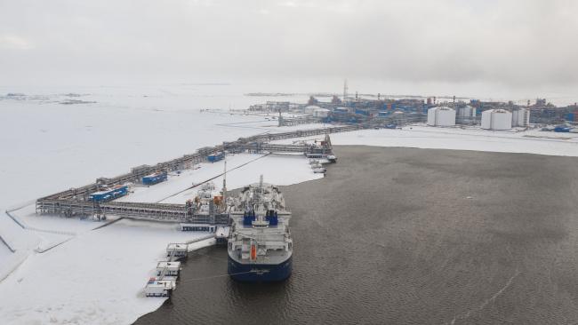 """Экспорт газа """"Газпрома"""" в Европу, включая Турцию, в первом квартале упал на 19,2%"""