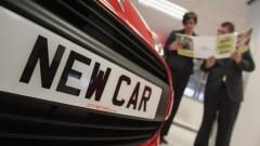 Продажи авто в ЕС упали до рекордной отметки
