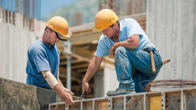 В Петербурге увеличивается количество вакансий в строительной сфере