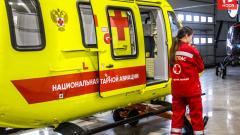 """Национальная служба санавиации пополнит свой парк 132 вертолетами Ми-8 и """"Ансат"""""""