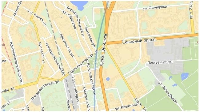 Мостоотряд N19 построит путепровод у Поклонной горы за 1,9 млрд рублей
