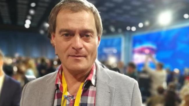 """Олег Черных возглавил """"Ленинградскую областную телекомпанию"""""""