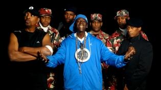 Public Enemy в клубе Milk. Real hip-hop is here