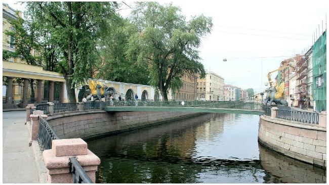 Объявлен конкурс на капремонт трех мостов Петербурга
